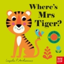 Image for Where's Mrs Tiger?