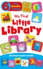 Image for My First Little Library : Includes 6 mini books