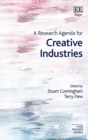 Image for A research agenda for creative industries