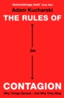 Image for The rules of contagion  : why things spread - and why they stop