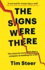 Image for The signs were there  : the clues for investors that a company is heading for a fall