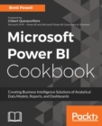 Image for Microsoft Power BI Cookbook