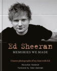 Image for Ed Sheeran  : memories we made
