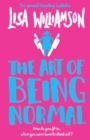 Image for The art of being normal