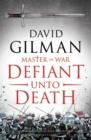 Image for Defiant unto death