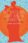 Image for The Watsons & Lady Susan