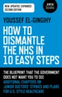 Image for How to dismantle the NHS in 10 easy steps  : the blueprint that the government does not want you to see
