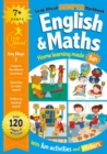 Image for Leap Ahead Bumper Workbook: 7+ Years English & Maths