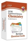 Image for New 9-1 GCSE Combined Science: Chemistry AQA Revision Question Cards