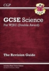 Image for WJEC GCSE Science Double Award - Revision Guide (with Online Edition)