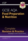 Image for New 9-1 GCSE Food Preparation & Nutrition AQA Complete Revision & Practice (with Online Edn)