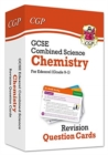 Image for 9-1 GCSE Combined Science: Chemistry Edexcel Revision Question Cards