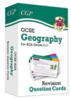 Image for New Grade 9-1 GCSE Geography AQA Revision Question Cards