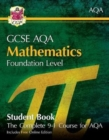 Image for New grade 9-1 GCSE mathsFoundation,: Student book