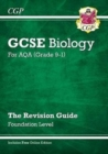Image for BiologyFoundation,: AQA revision guide