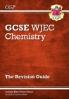 Image for WJEC GCSE chemistry: Revision guide