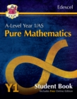 Image for Pure mathematicsA-level year 1/AS,: Student book