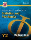 Image for Statistics & mechanicsYear 2,: Student book