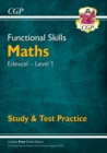 Image for Functional skillsEdexcel - level 1: Maths :