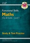 Image for Functional skillsCity & Guilds level 1: Maths :