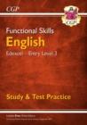 Image for Functional skillsEdexcel - entry level 3: English :