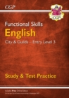 Image for New functional skills English  : City & Guilds entry level 3