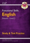 Image for Functional skillsEdexcel - level 2: English :