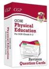 Image for New Grade 9-1 GCSE Physical Education OCR Revision Question Cards