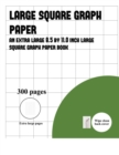 Image for Large Square Graph Paper (300 Pages)