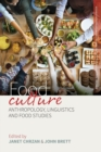 Image for Food culture  : anthropology, linguistics and food studies
