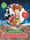 Image for Where's Santa's reindeer?