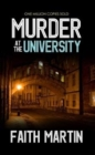 Image for Murder at the university