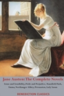 Image for Jane Austen : The Complete Novels: Sense and Sensibility, Pride and Prejudice, Mansfield Park, Emma, Northanger Abbey, Persuasion, Lady Susan