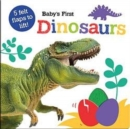 Image for Baby's first dinosaurs