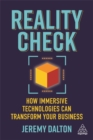 Image for Reality check  : how immersive technologies can transform your business