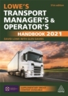 Image for Lowe's transport manager's and operator's handbook 2021