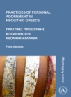 Image for Practices of personal adornment in Neolithic Greece