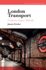 Image for London transport  : a hybrid in history 1905-48