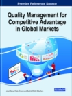 Image for Handbook of Research on Quality Management for Competitive Advantage in Global Markets
