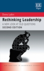 Image for Rethinking leadership  : a new look at old leadership questions