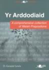 Image for Yr arddodiad