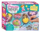 Image for Princess Rock Painting : Craft Box Set for Kids