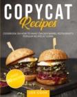 Image for Copycat Recipes : Cookbook on How to Make Cracker Barrel Restaurant's Popular Recipes at Home.