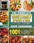 Image for The Complete Instant Vortex Air Fryer Oven Cookbook