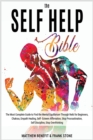 Image for The Self Help Bible 9 IN 1 : The Most Complete Guide to Find the Mental Equilibrium Through Reiki for Beginners, Chakras, Empath Healing, Self- Esteem Affirmation, Stop Procrastination, Self Disciplin