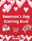 Image for Valentine's Day Coloring Book : Love is Beautiful/ February 14th day of lovers in a coloring book