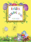 Image for Coloring Book for Kids : Beautiful Drawings of Sweet Bunnies, Eggs and Alphabet Letters in Easter Theme. Study while having fun