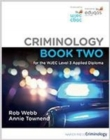 Image for Criminology Book Two for the WJEC Level 3 Applied Diploma