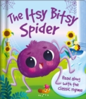 Image for Itsy Bitsy Spider : Nursery Rhyme Board Book