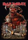 Image for Iron Maiden 2020 Calendar - Official A3 Wall Format Calendar